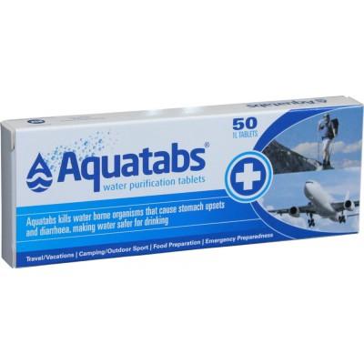 Aquatabs 50 tabliet