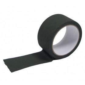 Textilná páska, olive, 10m
