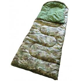 Detský spací vak, multicam