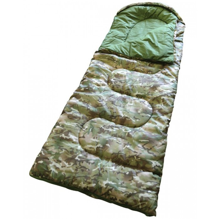 Detský KOMBAT spací vak, multicam
