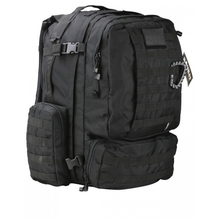 Batoh Assault 40L, šedý