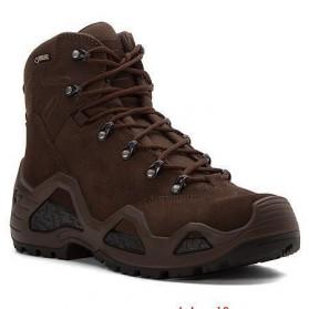 LOWA Taktická obuv Z-6S GTX, Dark Brown