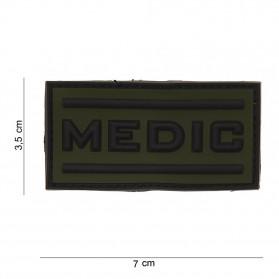 Nášivka PATCH PVC MEDIC