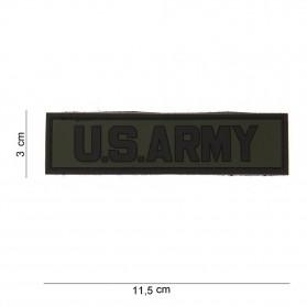 Nášivka PATCH 3D PVC US ARMY