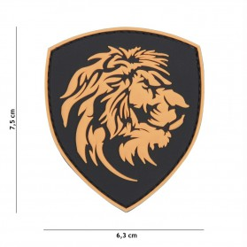 Nášivka PATCH 3D PVC DUTCH LION