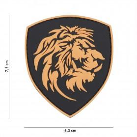 Nášivka PATCH 3D PVC DUTCH LION