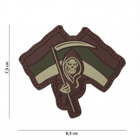 Nášivka PATCH 3D PVC GERMAN REEPER MULTI