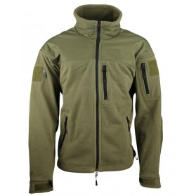 Bunda KOMBAT defender Tactical Fleece, olive