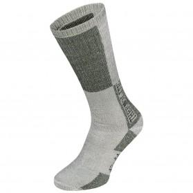 """Ponožky """"Polar"""", olivovo-biele"""