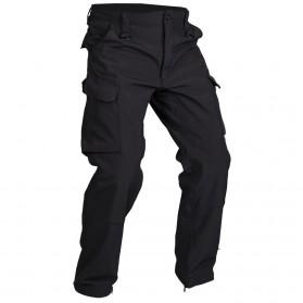 Nohavice MIL-TEC softshellové EXPLORER, čierne