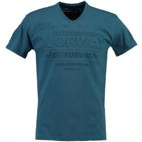 Tričko NORWAY, modré
