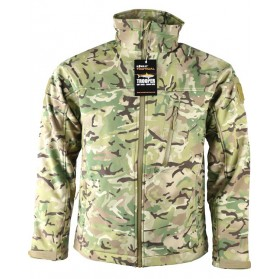 Bunda KOMBAT TROOPER - Tactical Soft Shell Jacket - BTP