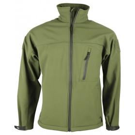 Bunda KOMBAT TROOPER - Tactical Soft Shell Jacket, olive