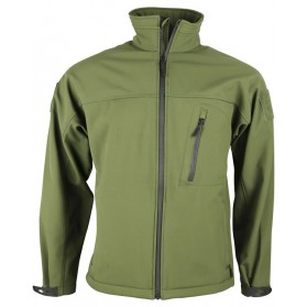 Bunda TROOPER - Tactical Soft Shell Jacket - olive