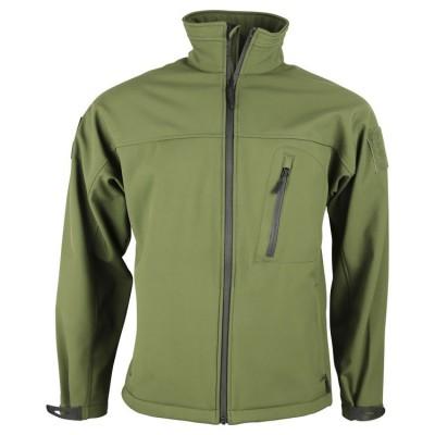 Bunda TROOPER - Tactical Soft Shell Jacket - olive