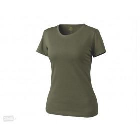 Dámske tričko HELIKON, Olive green