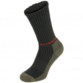 "Ponožky Trekking ""Lusen"", olivové"