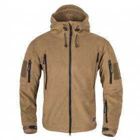 Mikina Patriot Jacket HELIKON Coyote