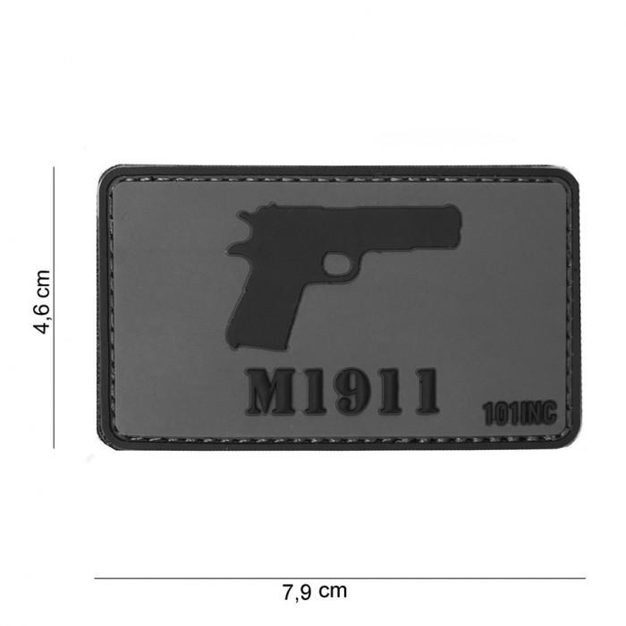 Nášivka PATCH 3D PVC M1911