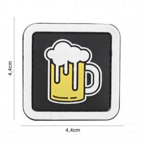 Nášivka PATCH 3D PVC BEER
