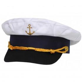Čiapka námornícka s kotvou