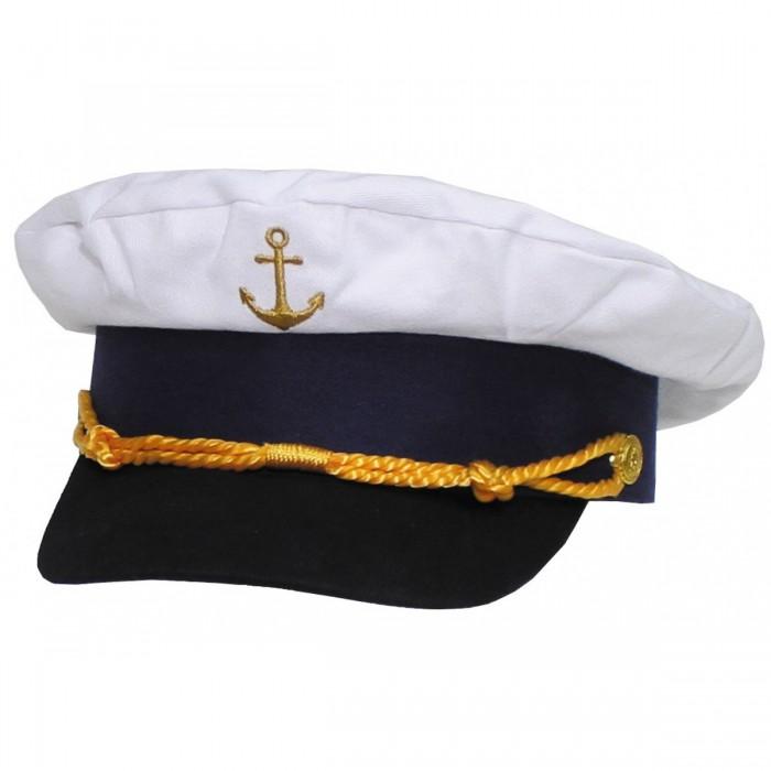 Čiapka MFH námornícka s kotvou