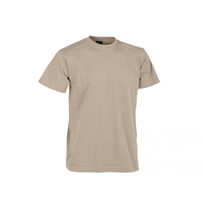Tričko Chameleón, khaki