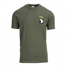 Tričko FOSTEX 101st Airborne
