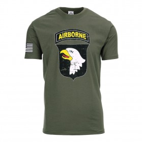 Tričko FOSTEX USA 101st Airborne