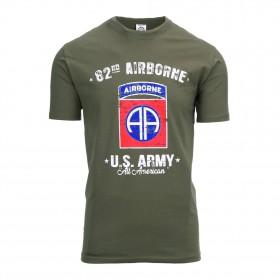 Tričko U.S. Army 82nd Airborne