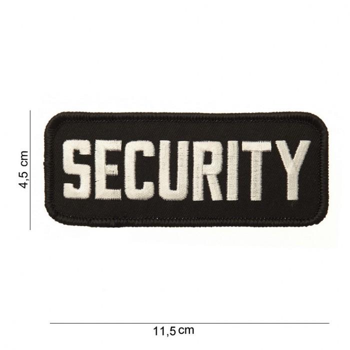 Nášivka Security, malá