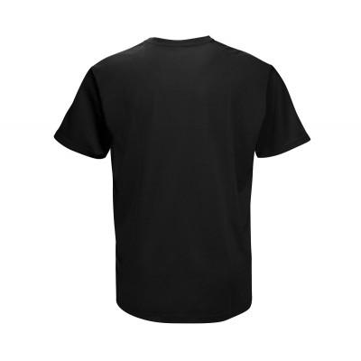 Taktické funkčné tričko QuikDry, čierne