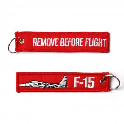 Kľúčenka RBF + F-15