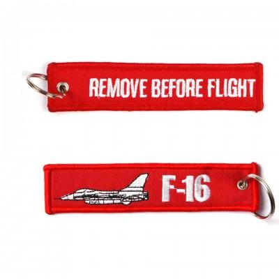 Kľúčenka RBF + F-16