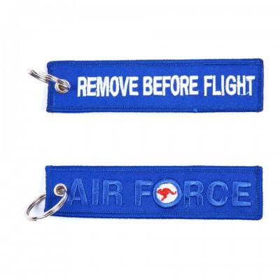Kľúčenka RBF + airforce blue