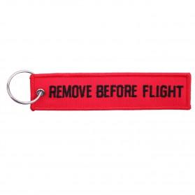 Kľúčenka RBF black/red