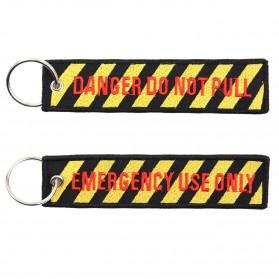 Kľúčenka Danger do not pull