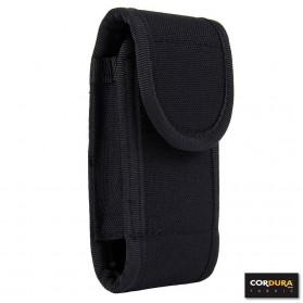 Púzdro na malý mobilný telefón, čierne