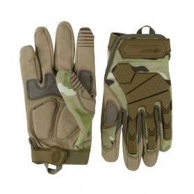 Taktické rukavice Alpha, multicam