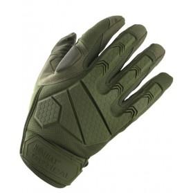 Taktické rukavice Alpha, olive