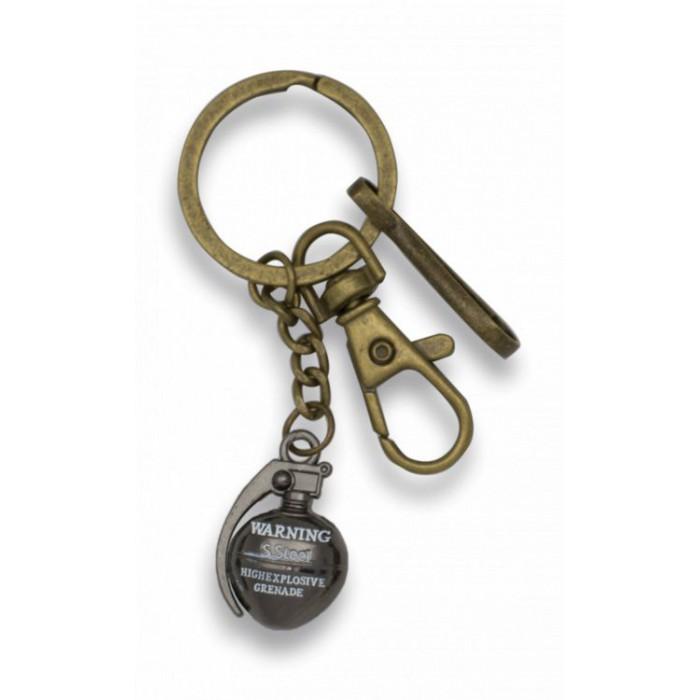 """Prívesok na kľúče """"zamak"""" Granát"""