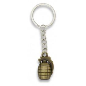 Prívesok na kľúče granát