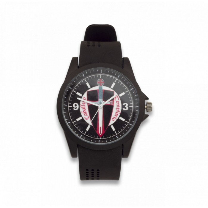 Hodinky Templar design