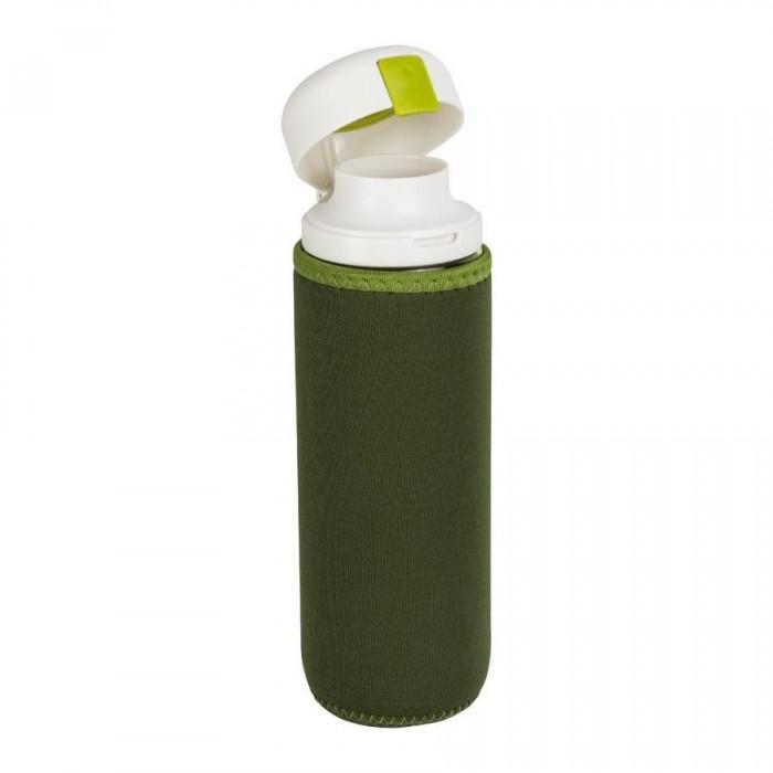 Fľaša M-TRAMP s neoprénovým púzdrom 700 ml, olive