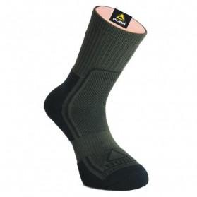 Ponožky BOBR jar, jeseň - zelené