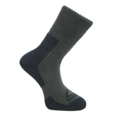 Ponožky BOBR zimné - zelené