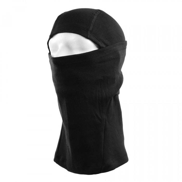 Kukla ninja bavlnená, čierna