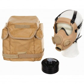 Maska plynová MP5 desert