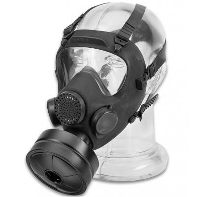 Ochranná maska celotvárová