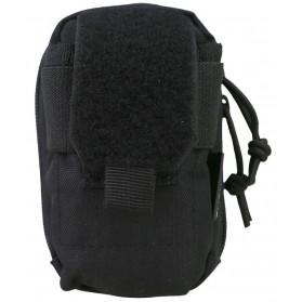 Kapsa Micro Utility Pouch, čierna